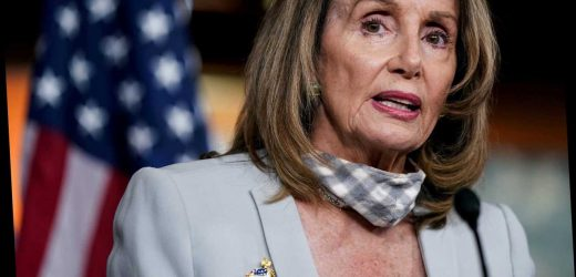 'Majority of voters want Pelosi OUT' as she's blasted for delaying stimulus to hurt Trump's re-election chances
