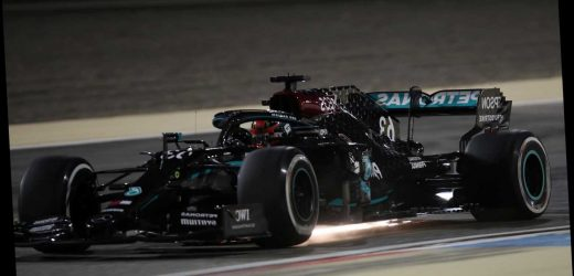 F1 Sakhir Grand Prix: UK start time TONIGHT, TV channel, live stream, FULL race schedule