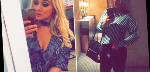 How Hollyoaks Kirsty-Leigh Porter kept her pregnancy news a secret – from clever selfie angles to baggy shirts