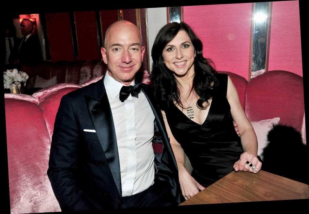 Jeff Bezos' ex-wife MacKenzie Scott gives away $4.2BILLION to food banks and Covid relief funds in four months