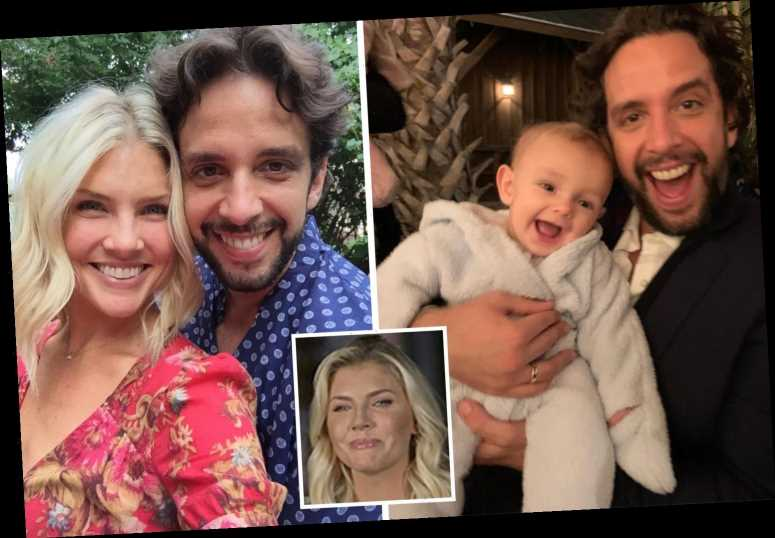 The Talk's Amanda Kloots recalls 'last Christmas' with Nick Cordero as she urges people to 'hug your loved ones close'