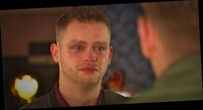 Hollyoaks horror as Jordan is stabbed to death and confirmed as the body bag victim