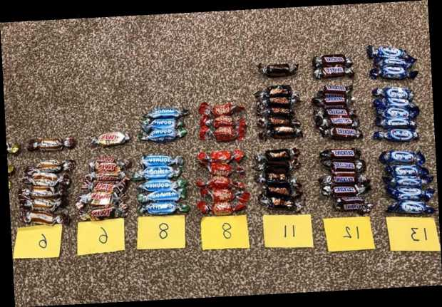 Dad sparks debate after auditing a box of Celebrations – and is outraged to find 13 Milky Ways