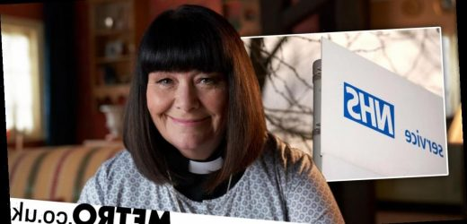 Vicar Of Dibley In Lockdown pays tribute to the NHS in final return special