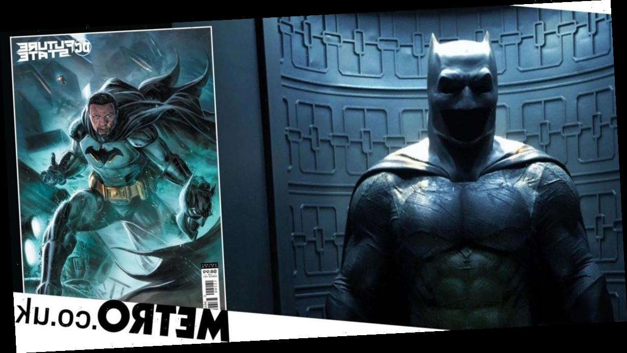 DC Comics confirms next Batman will be Black