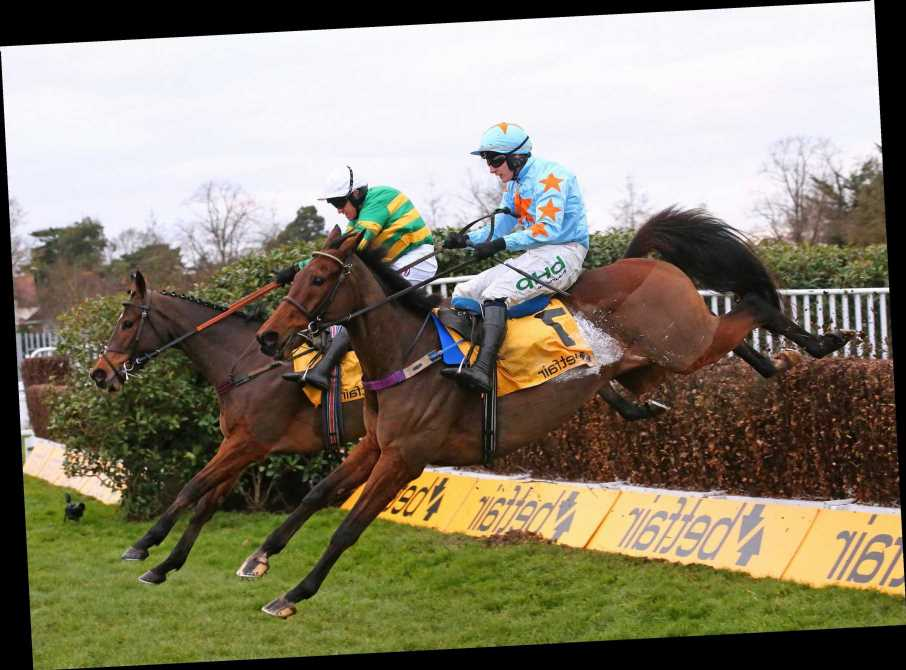Tingle Creek: Bet £10 to get £60 in free bets with Betfair
