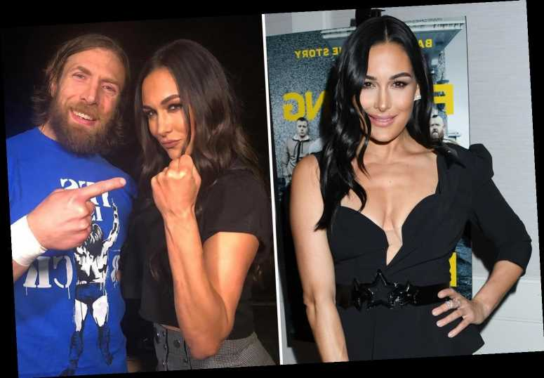 WWE star Brie Bella reveals she and Daniel Bryan didn't have sex for 'so long' after birth of daughter Birdie