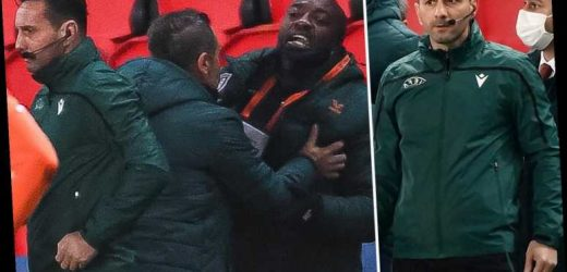 PSG vs Istanbul Basaksehir official set to quit football after becoming embroiled in race row