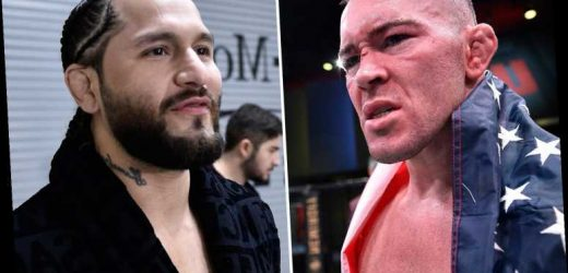 Colby Covington says Jorge Masvidal would be 'easiest paycheck of my life' but accuses UFC rival of 'dodging' fight