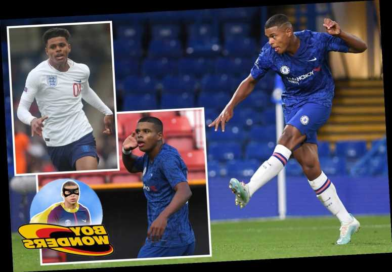 Chelsea teen Faustino Anjorin idolises Frank Lampard, was named after Asprilla and is set to start in Champions League – The Sun