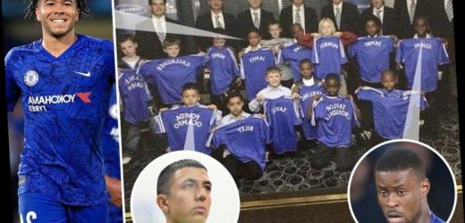 Chelsea's incredible 2008 schoolboy side which produced stars James and Guehi along with Liverpool and Man City stars – The Sun