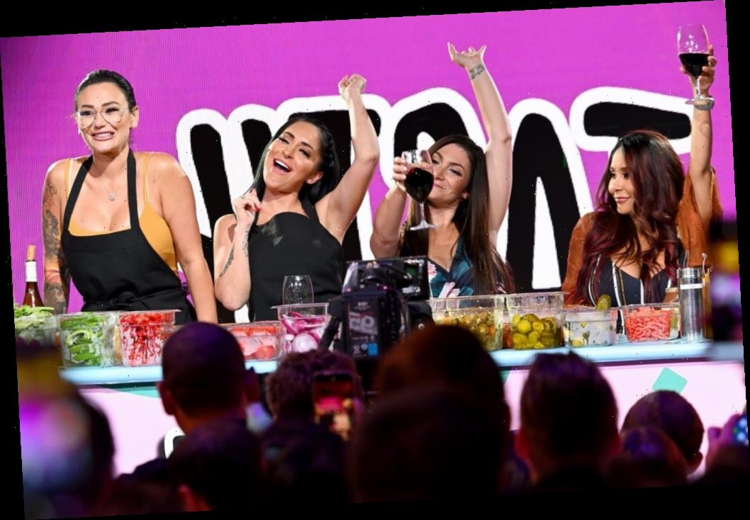 'Jersey Shore': Here's Why Nicole 'Snooki' Polizzi Always Says, 'To Deener and Chris' When She Raises a Glass