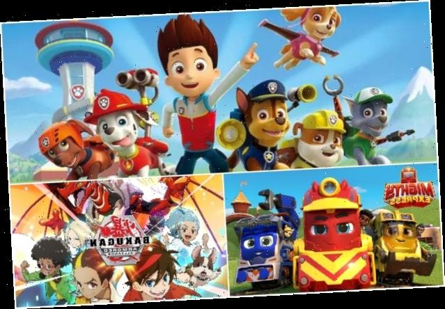 How 'Paw Patrol' Producer Spin Master Transformed From a Toy Company