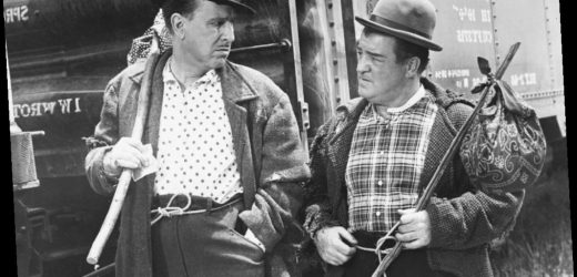 Abbott and Costello Both Had Scandalous FBI Files