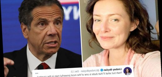 Andrew Cuomo 'should APOLOGIZE' after aide Lindsey Boylan accused him of 'sexual harassment'
