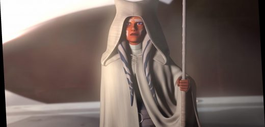 Could the Ahsoka Tano Series Show How She Transitions To Ahsoka the White? Rosario Dawson-Led Series Confirmed at Disney+