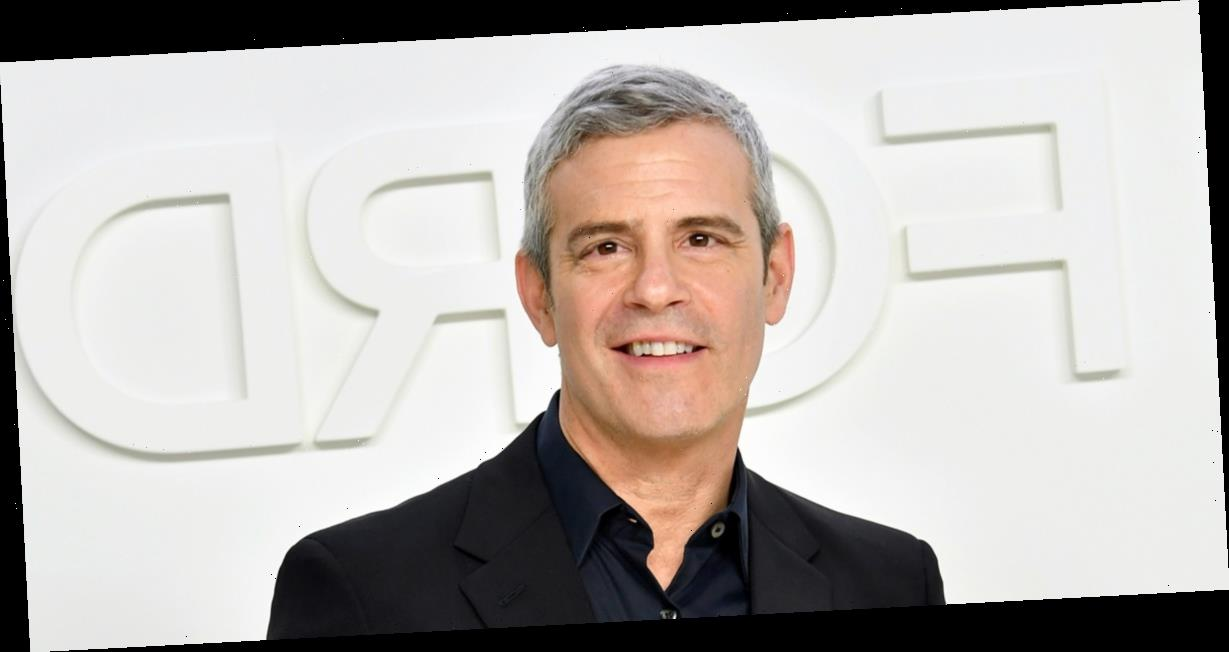 Andy Cohen Reveals He Had Sex on an Airplane