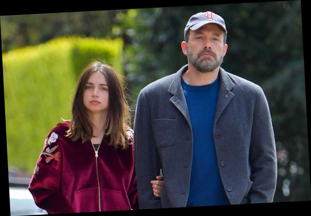 Ben Affleck and girlfriend Ana de Armas move in together