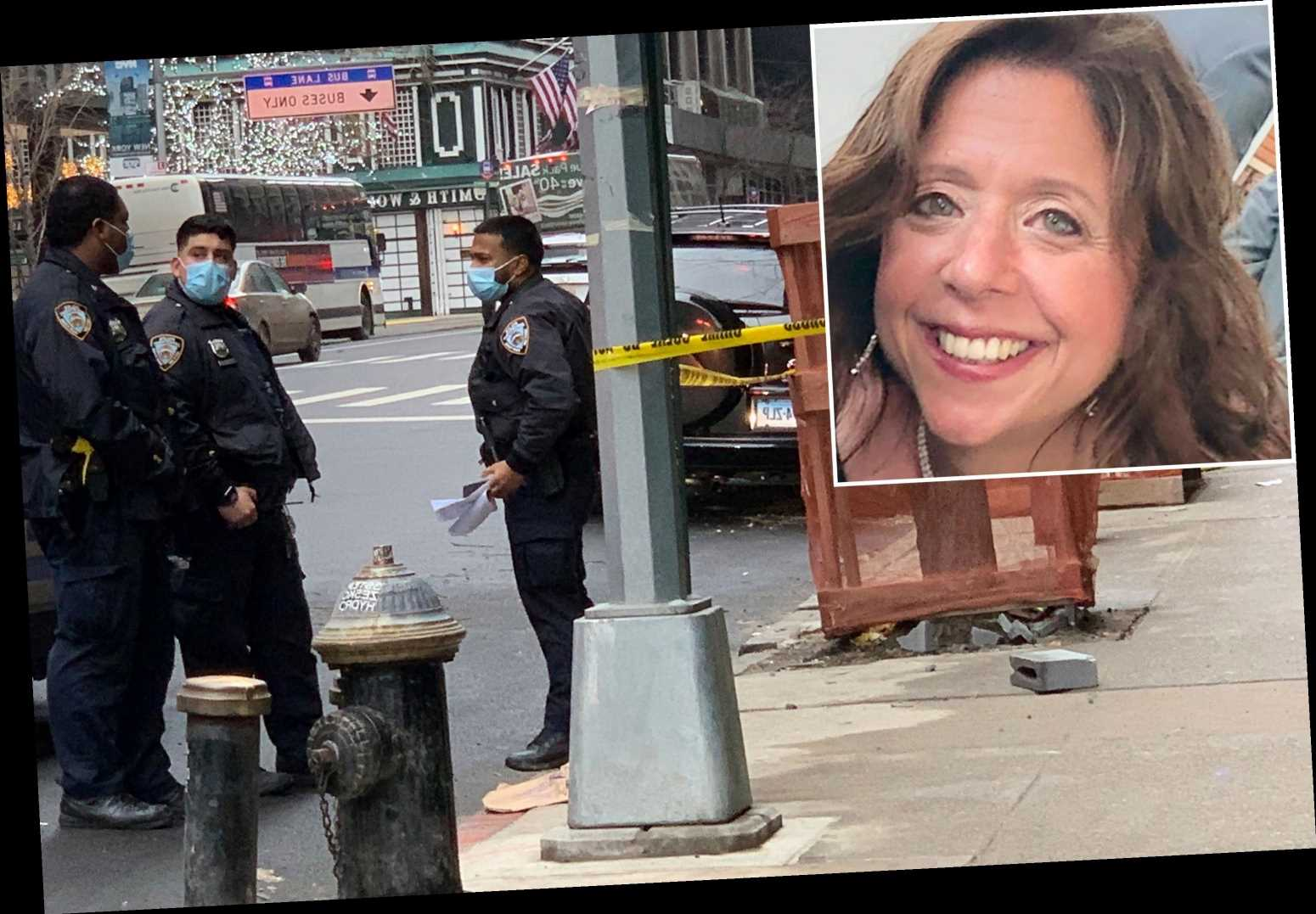 Suspect arrested in random NYC cinder block attack on Cuomo staffer