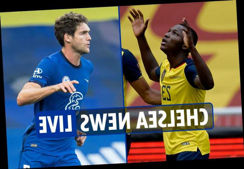 7.15pm Chelsea transfer news LIVE: Moises Caicedo battle with Utd, Marcos Alonso to Atletico loan, Haaland latest