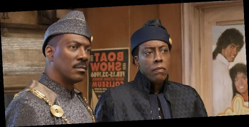'Coming 2 America' First Look: Eddie Murphy and Arsenio Hall Are Back in Queens