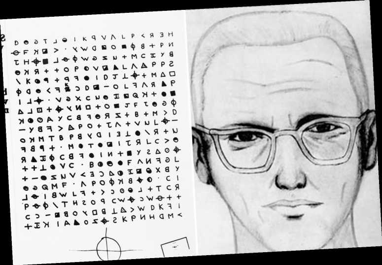What did the Zodiac Killer's cipher say?