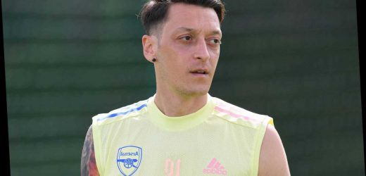 Mesut Ozil next club odds: Arsenal star now ODDS-ON to complete January deal after new transfer claim