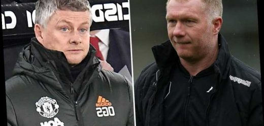Man Utd CAN win Premier League under Solskjaer this season, claims Paul Scholes but has fears over midfield pair