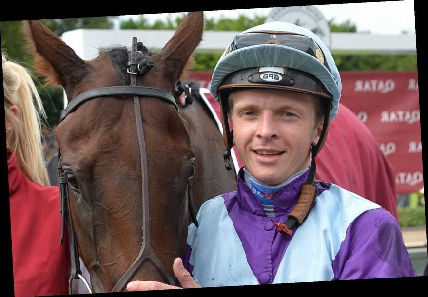 Jockey David Probert lands incredible 1439-1 four-timer to win owners more than £25,000 in TWO hours