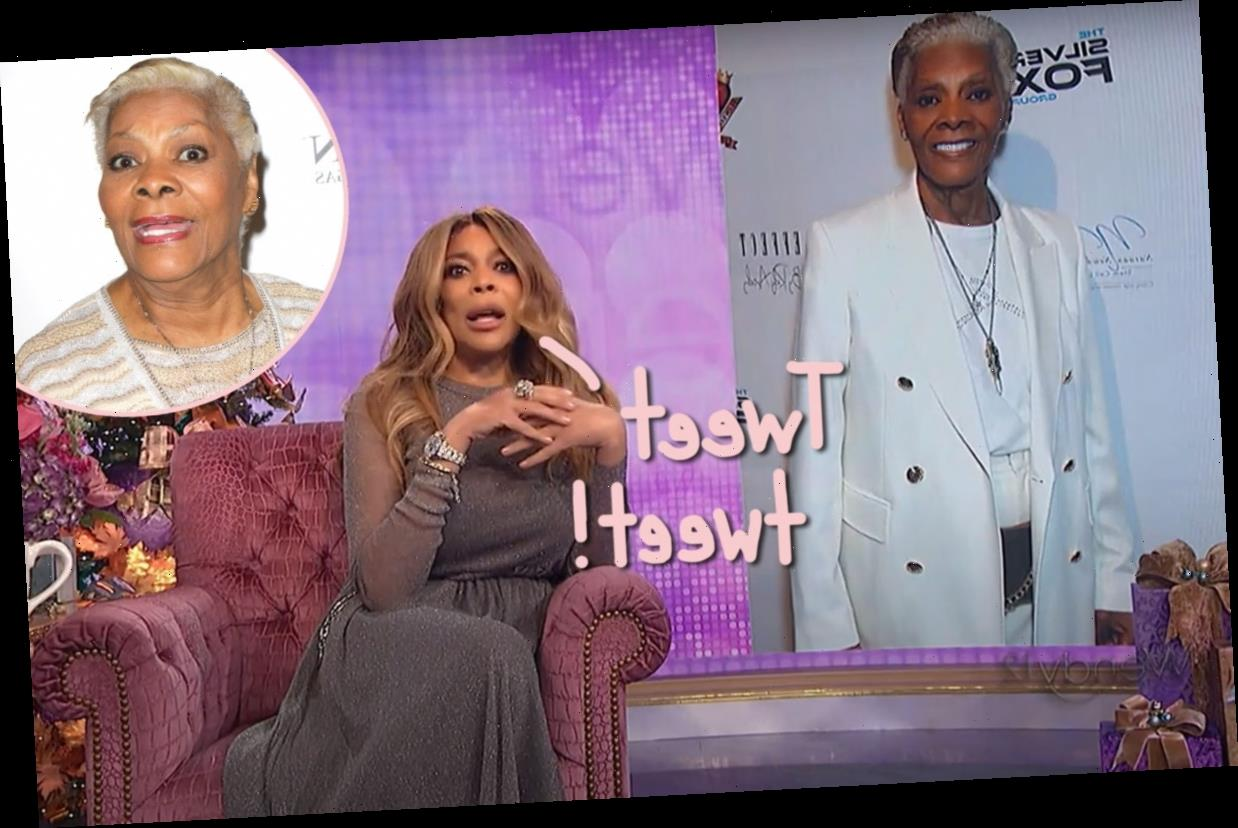 Dionne Warwick Has HAD IT With Wendy Williams!
