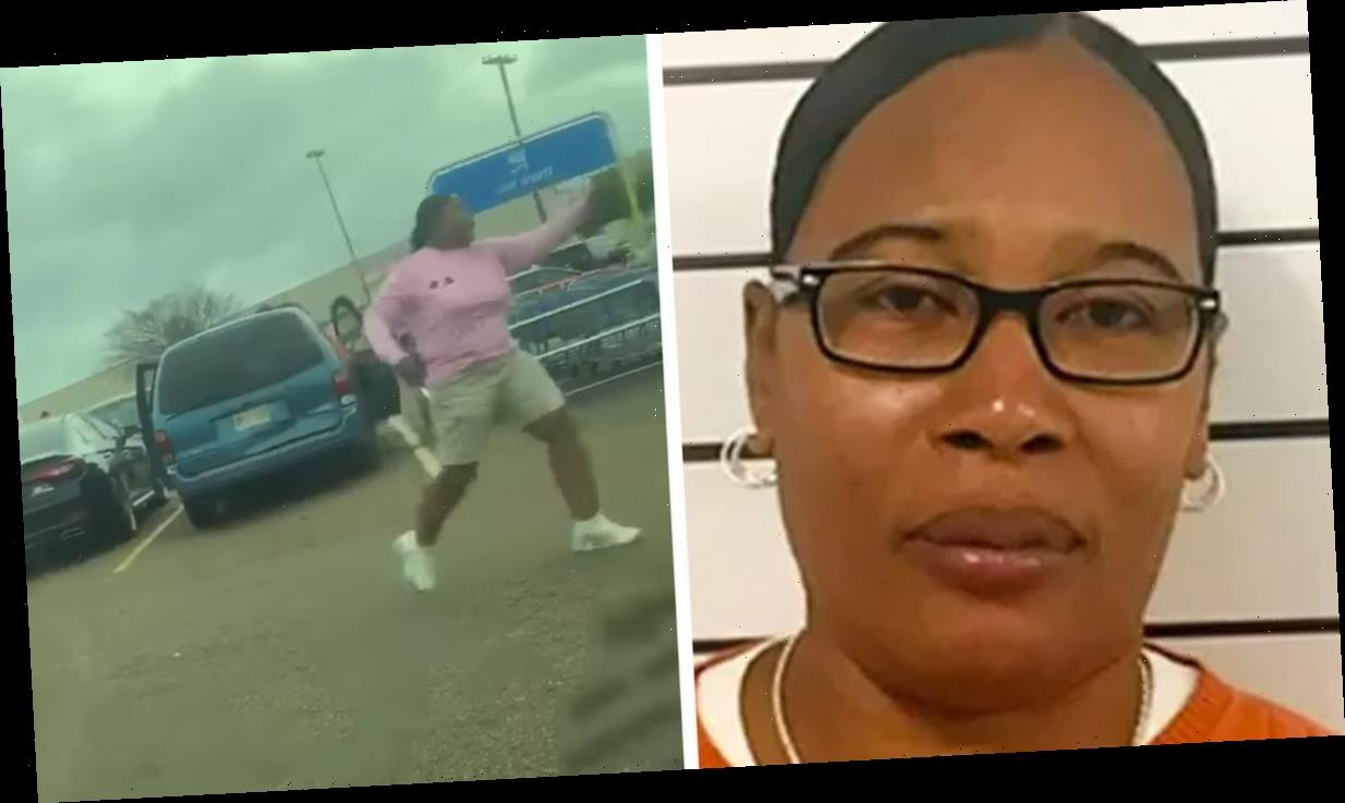 Mississippi Councilwoman Charged With Firing Gun in Walmart Parking Lot Brawl With Ex Caught on Video