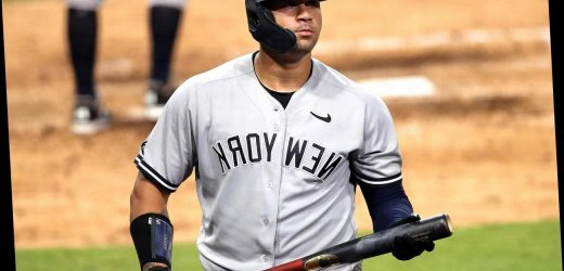 Gary Sanchez opens up on postseason silent treatment from Yankees