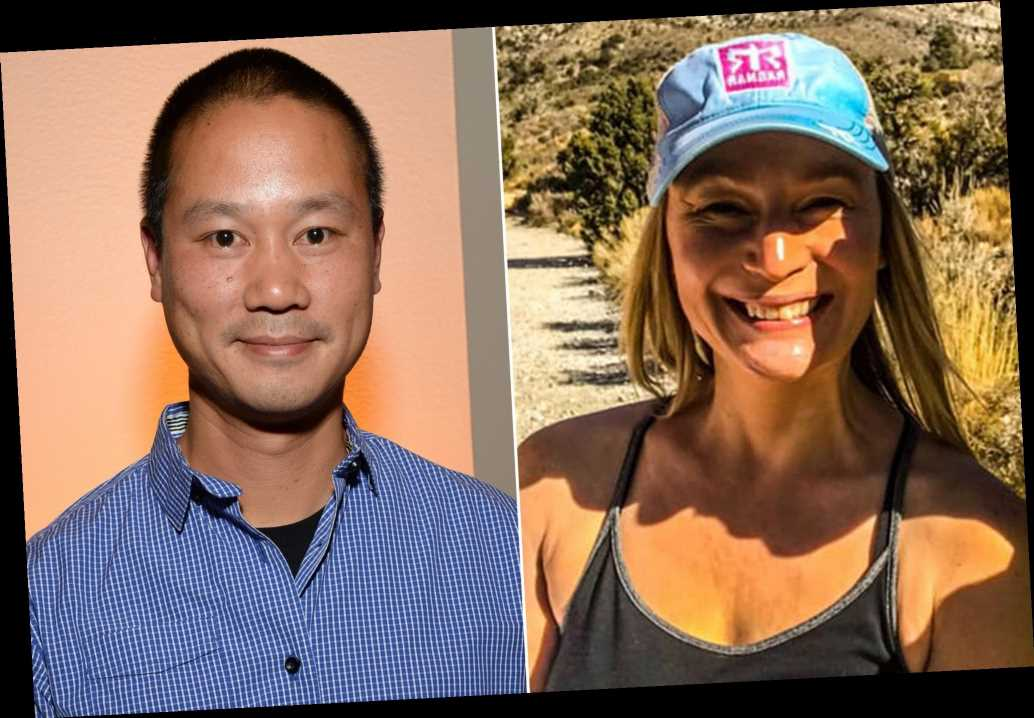 Tony Hsieh died from fire at home of rumored girlfriend Rachael Brown