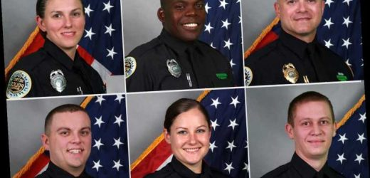 All About the Six Heroic Officers Who Saved Lives After 'Intentional' Christmas Explosion in Nashville