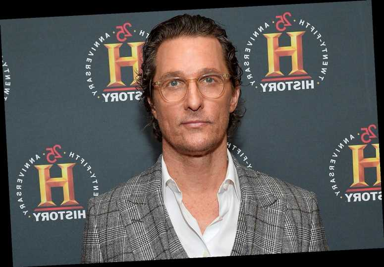 Matthew McConaughey Reacts to the Political Divide in America: 'Let's Get Aggressively Centric'