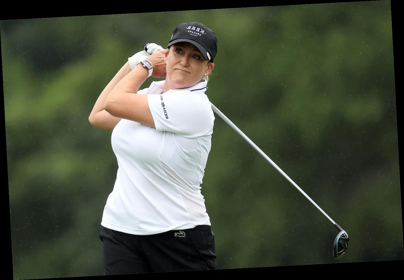 LPGA Star Cristie Kerr and Caddie Recovering After Being Hospitalized for Golf Cart Accident