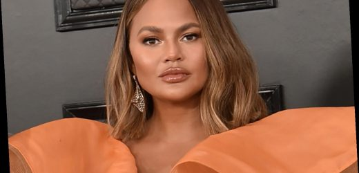 Chrissy Teigen Reveals Family Hamster Peanut Butter Has Died  —  and He's Already Been Replaced