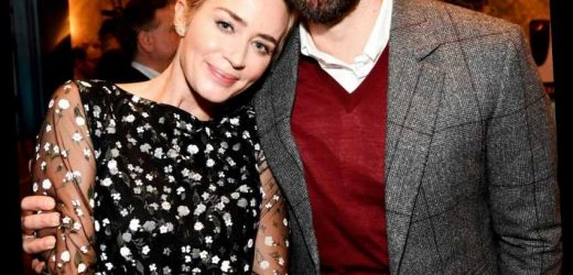 Emily Blunt Opens Up About Her 10-Year Marriage to John Krasinski: 'His Support Means Everything'