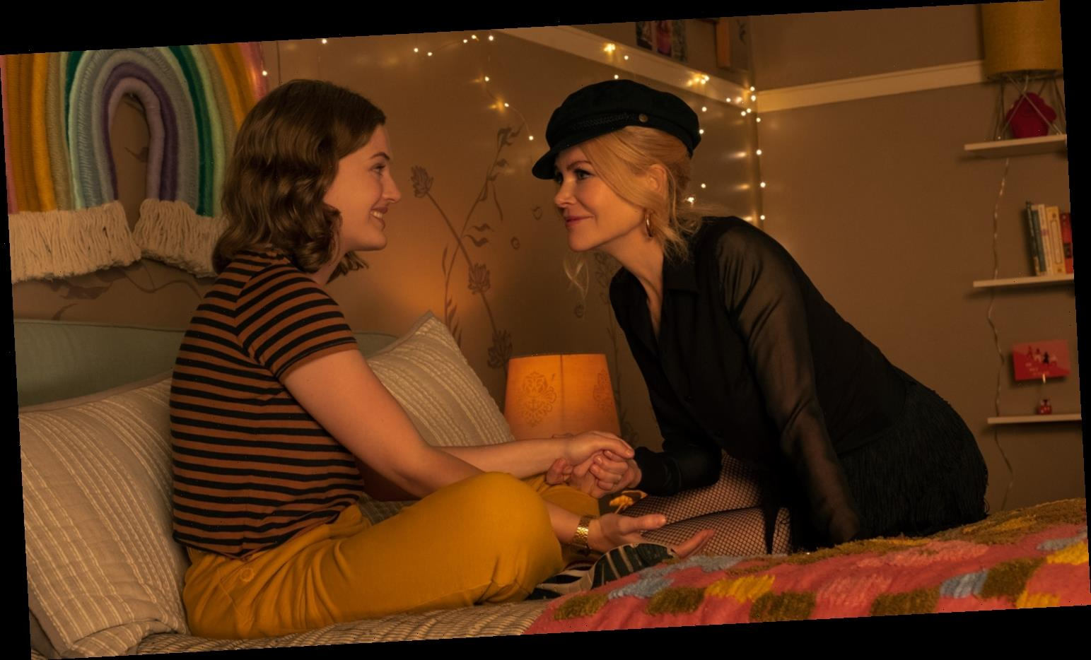 Nicole Kidman Gives Us Fosse Moves in 'Zazz,' Her Big Song in 'The Prom' – Watch Now!