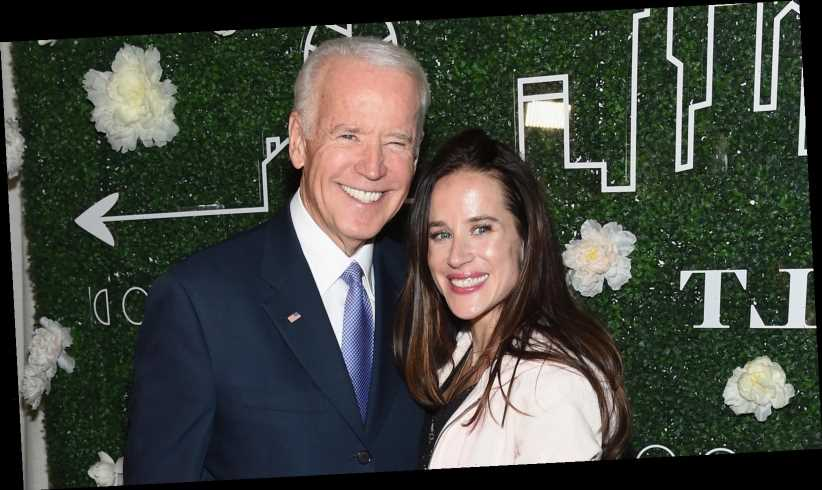 This Is How Ashley Biden Met Her Husband