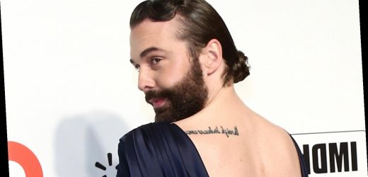 Why Jonathan Van Ness was afraid to come out about his HIV status