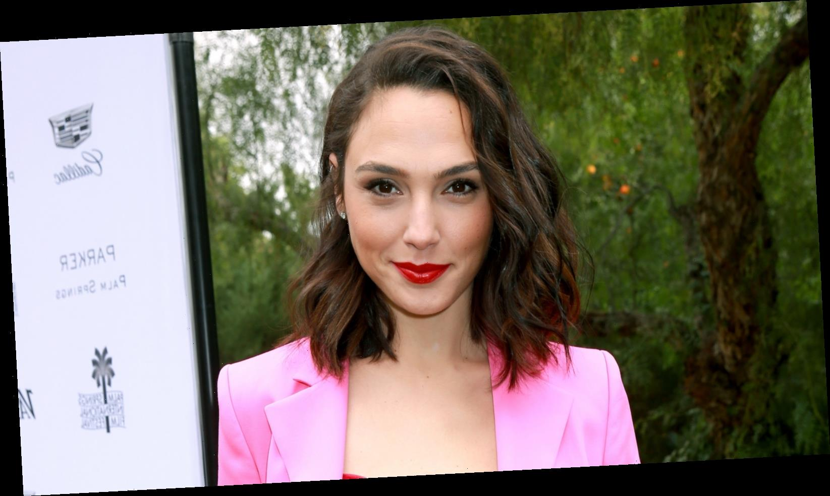 The transformation of Gal Gadot from 6 to 35 years old