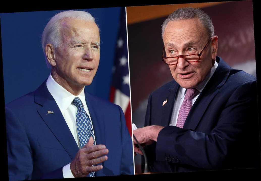 Schumer urges Biden to cancel millions in student loan debt by executive order