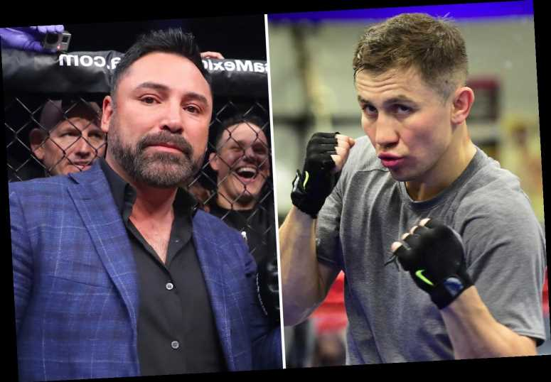Gennady Golovkin warns he might 'seize' chance to 'legally kill a person in the ring' in response to Oscar De La Hoya