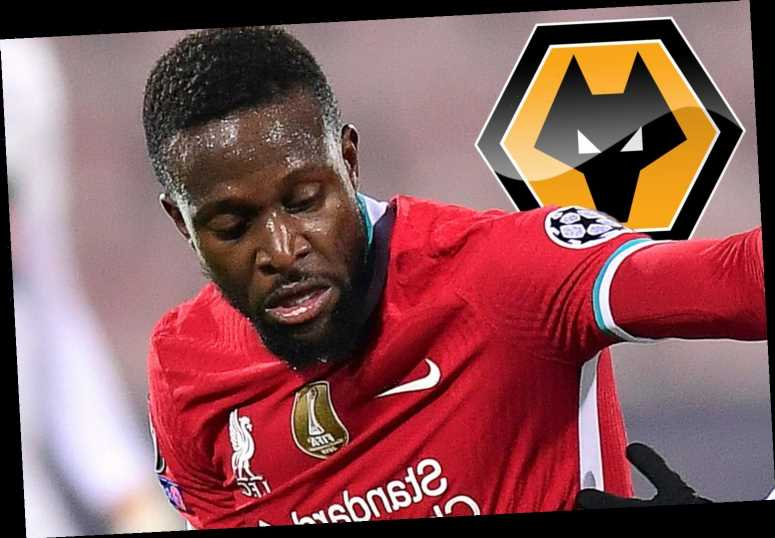 Liverpool ace Divock Origi eyed by Wolves in January transfer as cover for injured striker Raul Jimenez