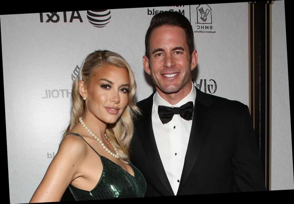 How Tarek El Moussa and Heather Rae Young are spending the holidays