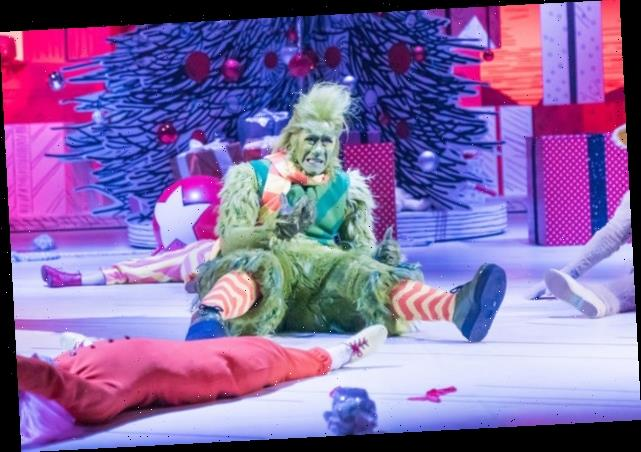 Ratings: Grinch Audience Two Sizes Too Small; S.W.A.T. and For Life Rise