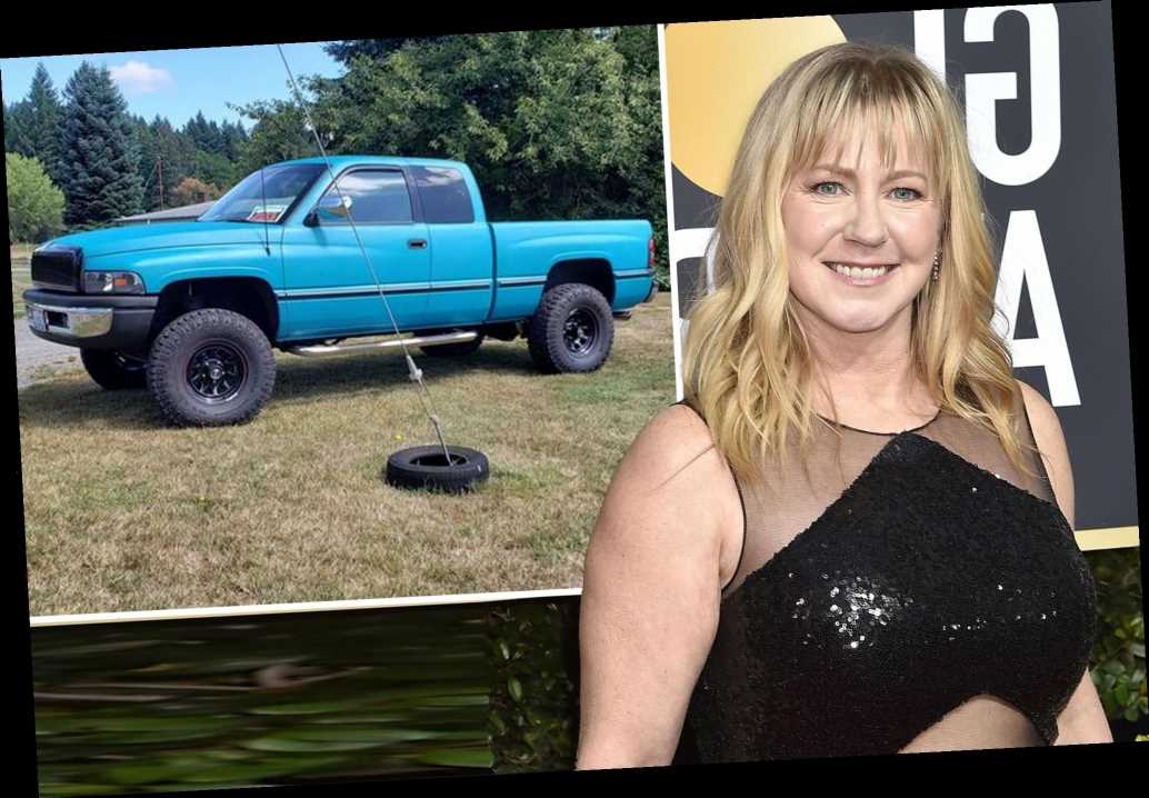 You can now buy Tonya Harding's 1997 Dodge truck online