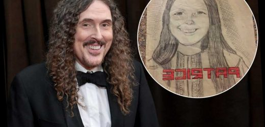 'Weird Al' Yankovic reconnects with ninth-grade crush