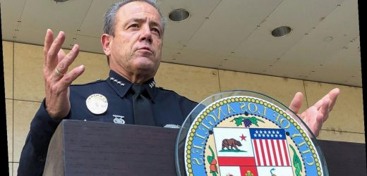 "LAPD opposes further budget cuts that could result in ""crippling"" layoffs of cops"